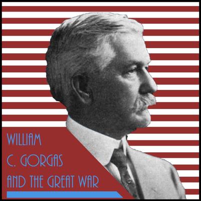 William Gorgas, seen in profile